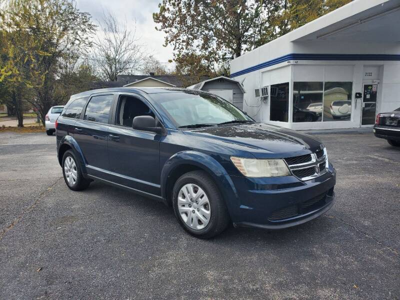 2014 Dodge Journey for sale at Bill Bailey's Affordable Auto Sales in Lake Charles LA