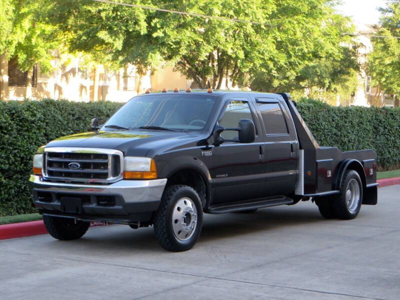 2000 Ford F-550 Super Duty for sale at RBP Automotive Inc. in Houston TX
