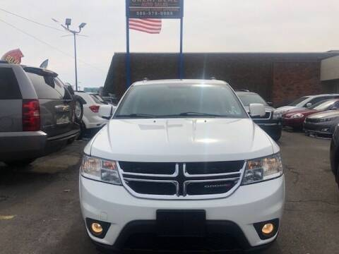 2014 Dodge Journey for sale at GREAT DEAL AUTO SALES in Center Line MI