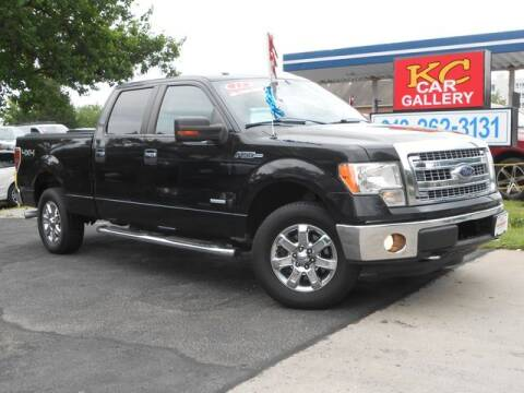 2013 Ford F-150 for sale at KC Car Gallery in Kansas City KS