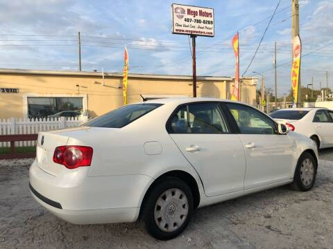 2007 Volkswagen Jetta for sale at Mego Motors in Orlando FL