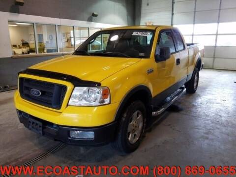 2004 Ford F-150 for sale at East Coast Auto Source Inc. in Bedford VA