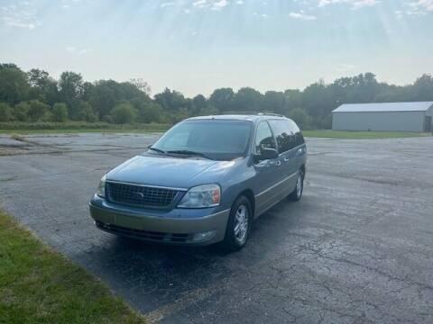 2004 Ford Freestar for sale at Caruzin Motors in Flint MI