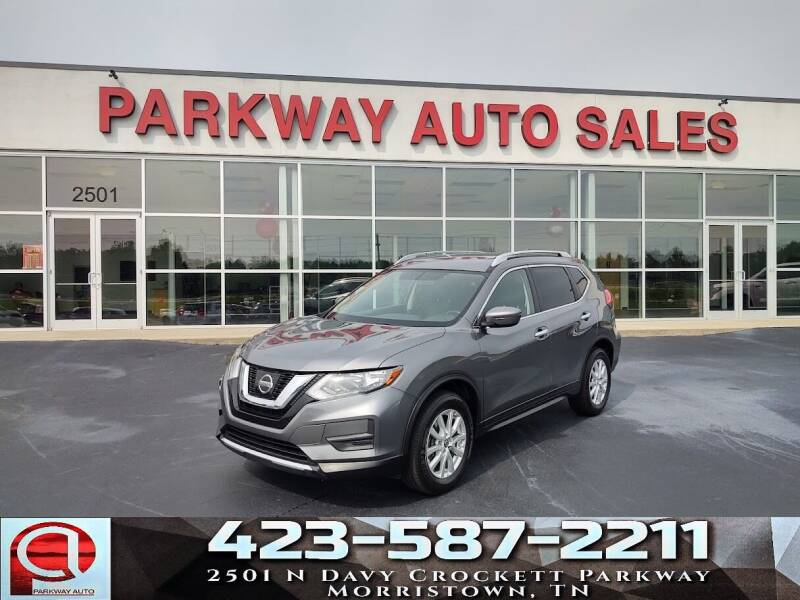 2017 Nissan Rogue for sale at Parkway Auto Sales, Inc. in Morristown TN