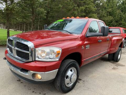 2007 Dodge Ram Pickup 3500 for sale at SMS Motorsports LLC in Cortland NY
