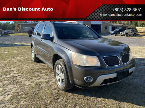 2007 Pontiac Torrent for sale at Dan's Discount Auto in Gaston SC