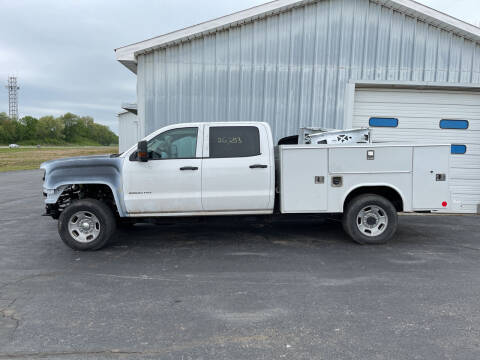 2019 GMC Sierra 2500HD for sale at B & W Auto in Campbellsville KY
