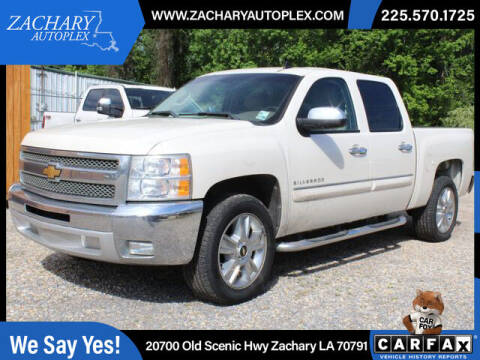 2012 Chevrolet Silverado 1500 for sale at Auto Group South in Natchez MS