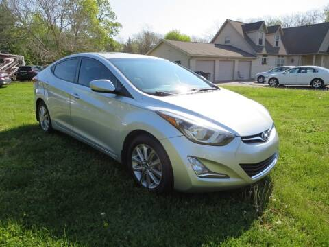 2014 Hyundai Elantra for sale at Star Automotors in Odessa DE