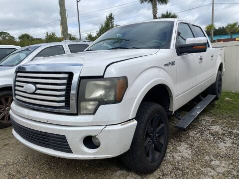 2011 Ford F-150 for sale at Direct Auto in D'Iberville MS