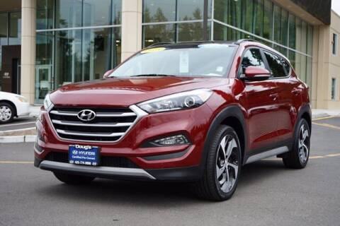 2018 Hyundai Tucson for sale at Jeremy Sells Hyundai in Edmonds WA