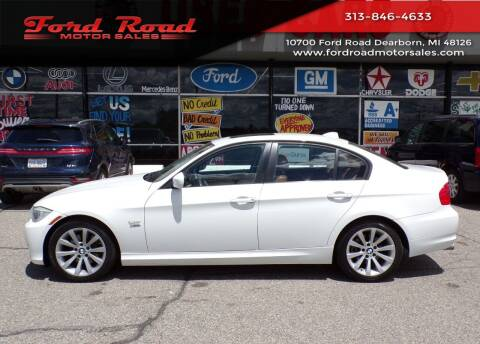 2011 BMW 3 Series for sale at Ford Road Motor Sales in Dearborn MI