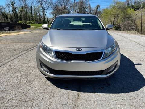 2013 Kia Optima for sale at Car ConneXion Inc in Knoxville TN
