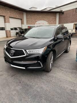 2017 Acura MDX for sale at Blue Bird Motors in Crossville TN