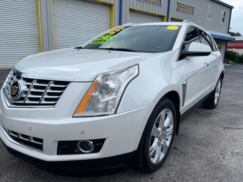 2015 Cadillac SRX for sale at RoMicco Cars and Trucks in Tampa FL