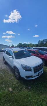 2015 GMC Acadia for sale at Chicago Auto Exchange in South Chicago Heights IL