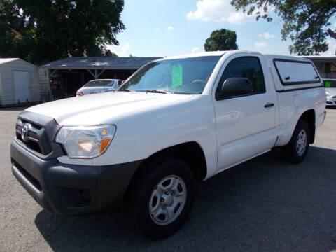 2012 Toyota Tacoma for sale at Culpepper Auto Sales in Cullman AL