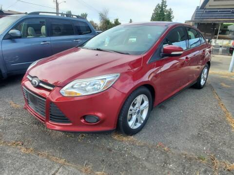 2014 Ford Focus for sale at Payless Car & Truck Sales in Mount Vernon WA