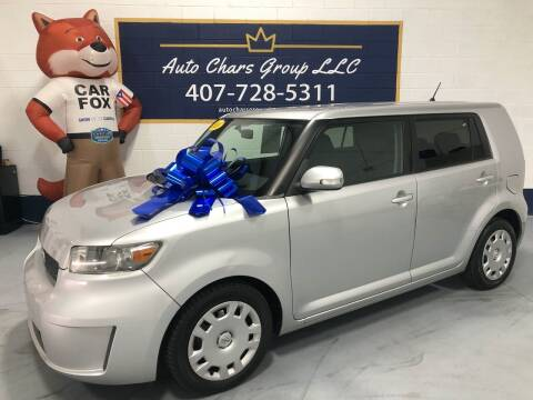 2008 Scion xB for sale at Auto Chars Group LLC in Orlando FL