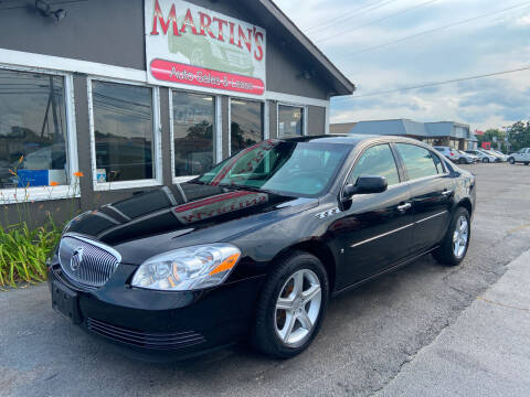 2007 Buick Lucerne for sale at Martins Auto Sales in Shelbyville KY