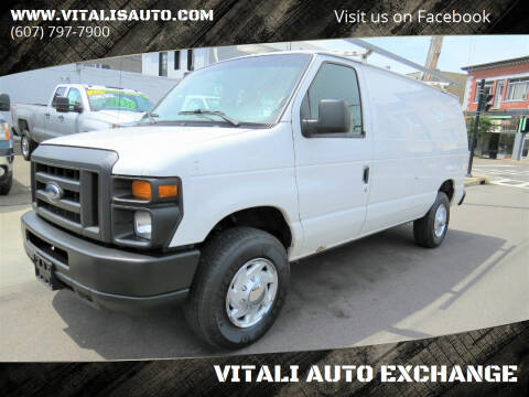 2012 Ford E-Series Cargo for sale at VITALI AUTO EXCHANGE in Johnson City NY
