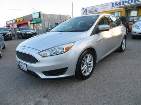 2015 Ford Focus for sale at Import Auto World in Hayward CA