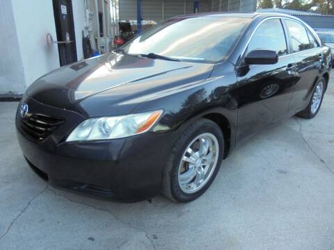 2009 Toyota Camry for sale at Automax Wholesale Group LLC in Tampa FL