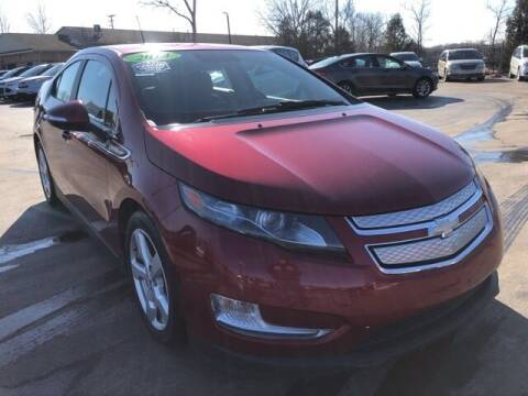2014 Chevrolet Volt for sale at Newcombs Auto Sales in Auburn Hills MI