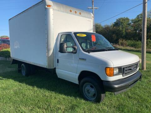 2007 Ford E-Series Chassis for sale at Foust Fleet Leasing in Topeka KS