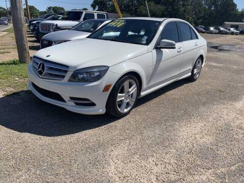2011 Mercedes-Benz C-Class for sale at CROWN  DODGE CHRYSLER JEEP RAM FIAT in Pascagoula MS