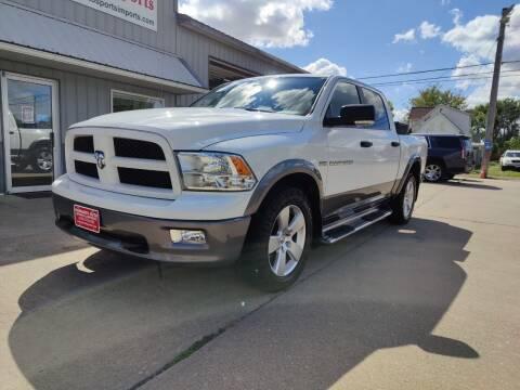 2012 RAM Ram Pickup 1500 for sale at Habhab's Auto Sports & Imports in Cedar Rapids IA