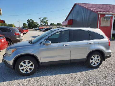 2007 Honda CR-V for sale at MIKE'S CYCLE & AUTO in Connersville IN