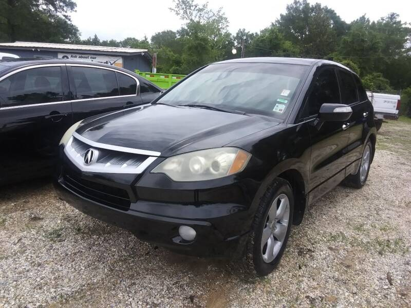 2008 Acura RDX for sale at Malley's Auto in Picayune MS