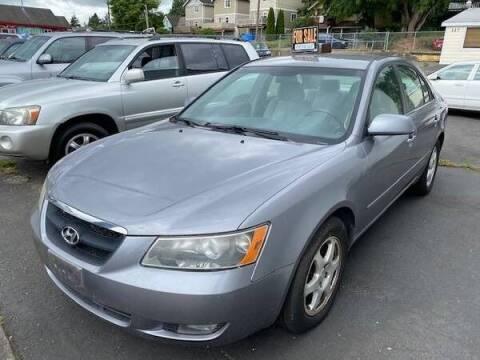 2006 Hyundai Sonata for sale at Signature Auto Sales in Bremerton WA