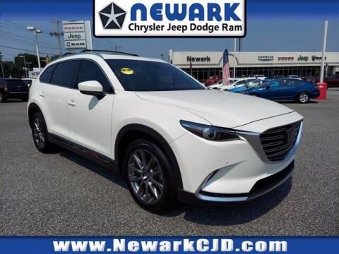 2020 Mazda CX-9 for sale at NEWARK CHRYSLER JEEP DODGE in Newark DE