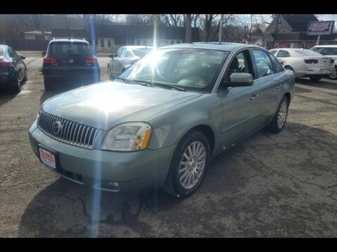 2005 Mercury Montego for sale at Colonial Motors in Mine Hill NJ