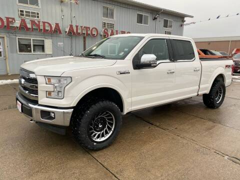 2017 Ford F-150 for sale at De Anda Auto Sales in South Sioux City NE