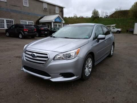 2017 Subaru Impreza for sale at G & H Automotive in Mount Pleasant PA