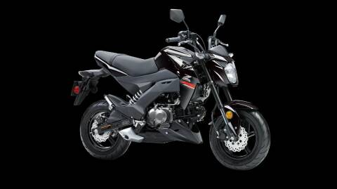 2020 Kawasaki Z125PRO for sale at Queen City Motors Inc. in Dickinson ND