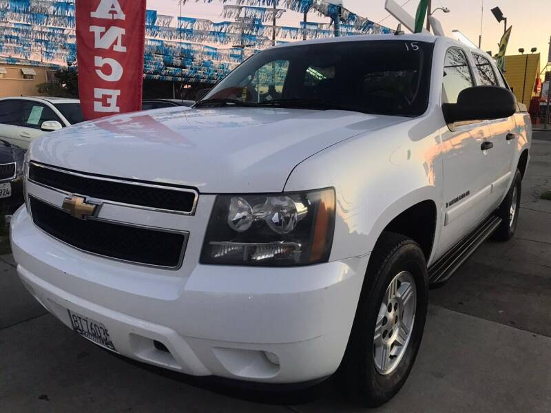 2008 Chevrolet Avalanche for sale at Plaza Auto Sales in Los Angeles CA
