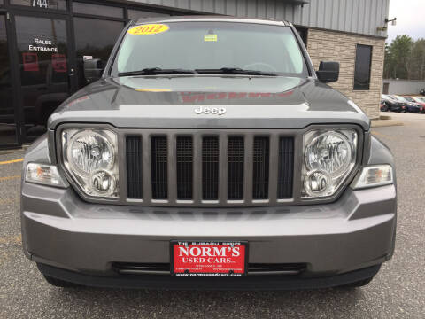 2012 Jeep Liberty for sale at Norm's Used Cars INC. in Wiscasset ME