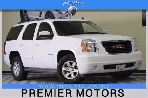 2012 GMC Yukon for sale at Premier Motors in Hayward CA