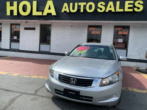 2009 Honda Accord for sale at HOLA AUTO SALES CHAMBLEE- BUY HERE PAY HERE - in Atlanta GA
