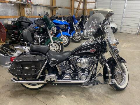2000 Harley Davidson Solftail for sale at CarSmart Auto Group in Orleans IN