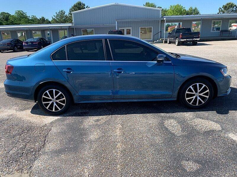 2017 Volkswagen Jetta for sale at C & H AUTO SALES WITH RICARDO ZAMORA in Daleville AL