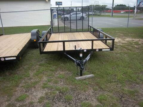 "2020 Triple Crown 6' 4"" x 10  Utility for sale at Sanders Motor Company in Goldsboro NC"