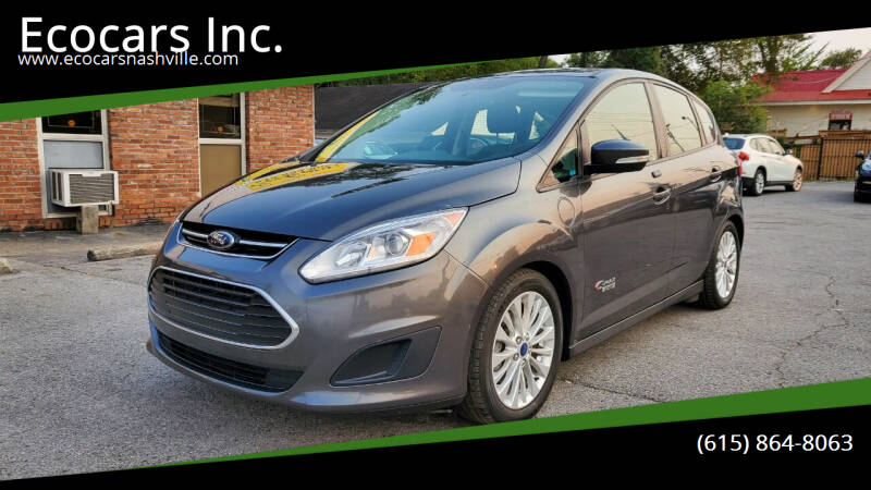 2017 Ford C-MAX Energi for sale at Ecocars Inc. in Nashville TN