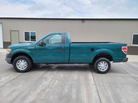 2012 Ford F-150 for sale at J & J Auto Sales in Sioux City IA