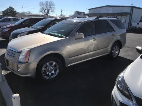 2008 Cadillac SRX for sale at Westok Auto Leasing in Weatherford OK