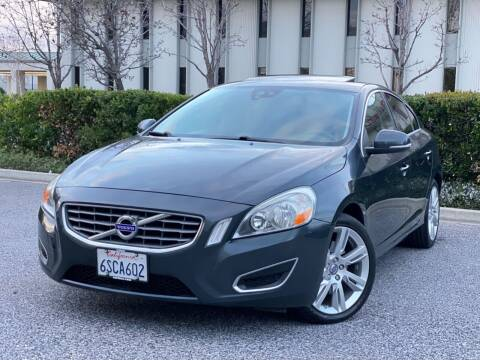 2012 Volvo S60 for sale at Carfornia in San Jose CA